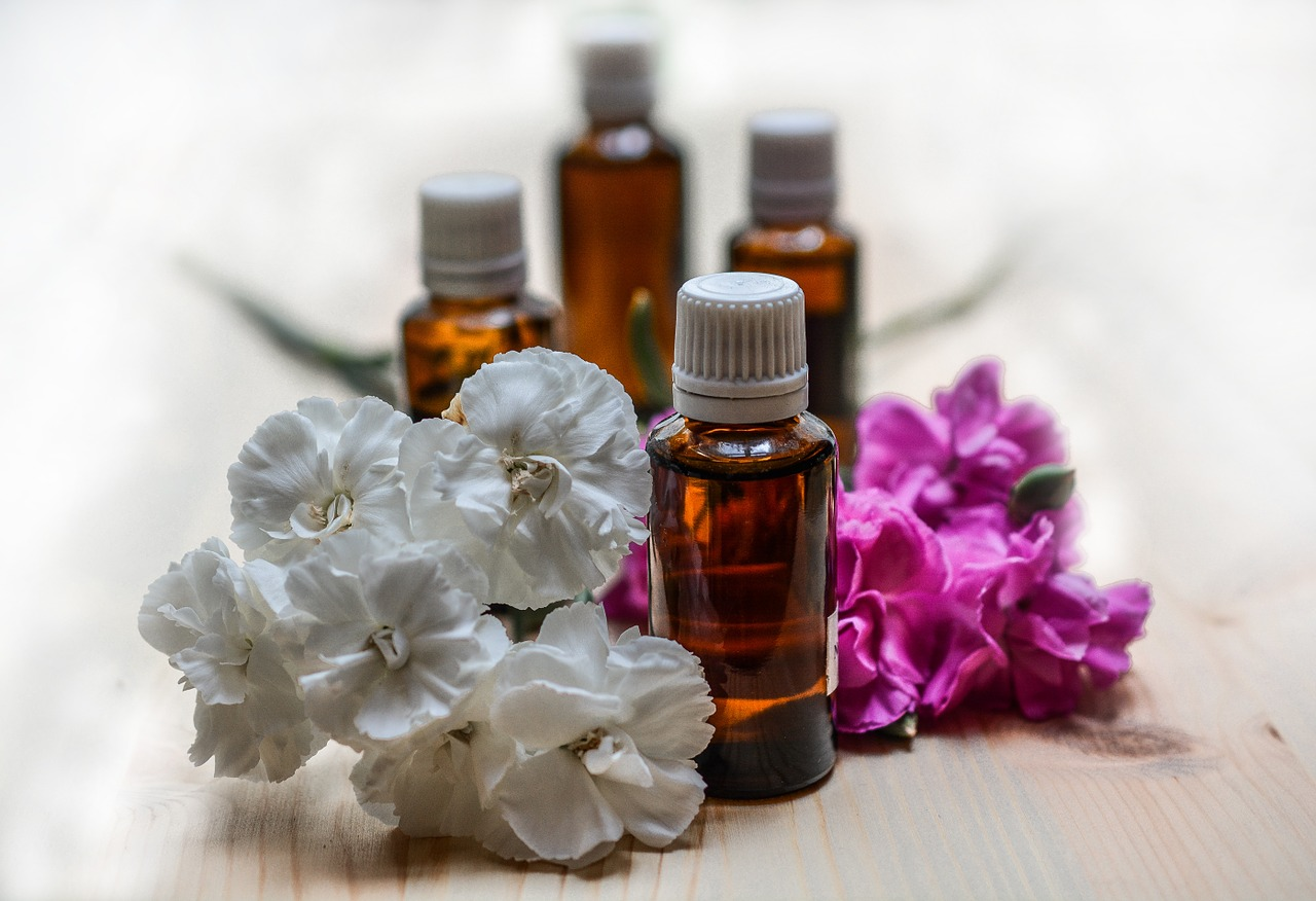 Des huiles essentielles naturelles pour ma santé et mon bien-être