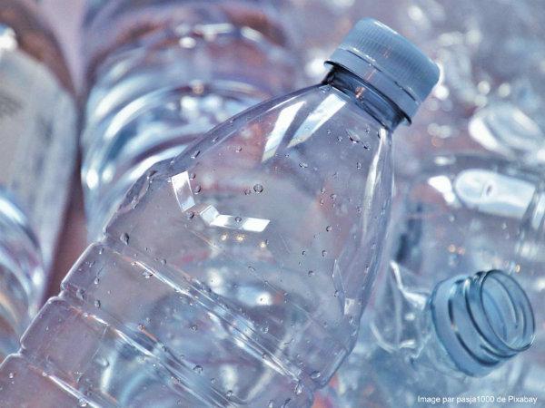 Une alternative à l'eau en bouteille