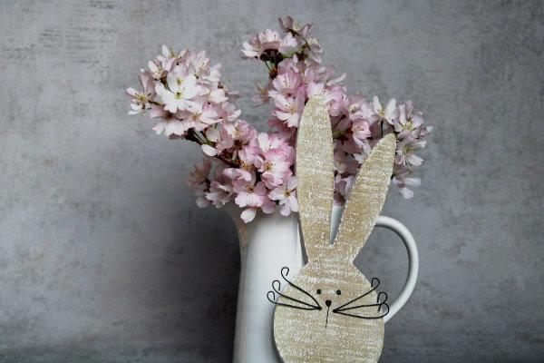 Célébrez le week-end de Pâques avec des fleurs !